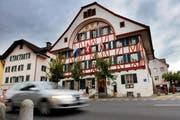 Der Kanton Luzern testet im Gebiet Flecken (Bild) während eines Jahres Tempo 30. (Archivbild Neue LZ)