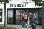 Die Uni Luzern plant einen gemeinsamen Masterstudiengang Medizin mit der Uni Zürich (Archivbild). (Bild: Corinne Glanzmann)