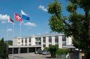 Das Zivilschutz-Ausbildungszentrum in Sempach. (Bild: Dominik Wunderli / Neue LZ)