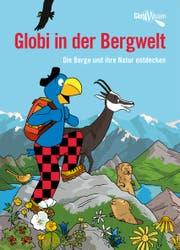 Das Cover des neuen Globi-Buches. (Bild: PD)