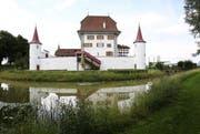 Das Schloss Wyher in Ettiswil. (Bild: Manuela Jans / Neue LZ)