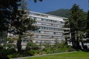 Der Um- bzw. Neubau des Kantonsspitals in Altdorf ist nur einer der grossen Brocken, deren Bewältigung anstehen. (Bild: Archiv / Neue UZ)