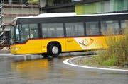 Der Postautofahrplan wird ausgebaut. (Archivbild / Neue LZ)