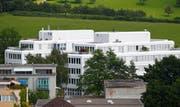 Firmengebäude der Glencore in Zug. (Archivbild Stefan Kaiser / Neue ZZ)