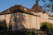 Das Professorenheim des Kollegiums Sarnen. (Archivbild Neue OZ)