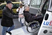 Tixi Taxi (Bild: Archiv Luzerner Zeitung)