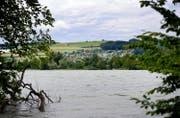 Blick auf Aesch am Hallwilersee. (Bild: Pius Amrein/ Neue LZ)