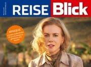 Ausschnitt aus dem Cover des aktuellen «ReiseBlick». (Bild pd)