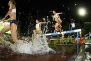 Leichtathleten aus China sollen nach dem Willen von Stadt und Kanton Luzern für die Olympischen Spiele 2012 in Luzern trainieren. (Symbolbild Philipp Schmidli/Neue LZ)
