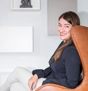 Innenarchitektin Simone Aïda Baur. (Bild: PD)