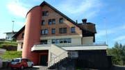 Der «Biberhof» in Bennau wird als Durchgangszentrum für Asylsuchende genutzt. (Bild: PD)