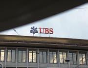 Der Rechtsstreit zwischen der UBS und dem französischen Staat geht in die nächste Runde. (Bild: Gaetan Bally/Keystone (Zürich, 9. Februar 2016))