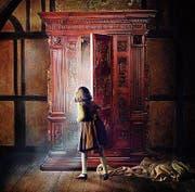 Lucy gelangt im Film Narnia in eine rätselhafte Winterwelt, wo die weisse Hexe regiert. (Bild: PD)