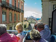 Immer mehr Touristen entdecken Portugal. (Bild: Kcris Ramos (Lissabon, 17. Juni 2014))