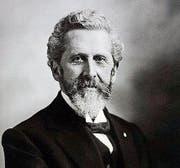 Der Genfer Pfarrer Louis-Lucien Rochat gründete 1877 das Blaue Kreuz. (Bild: Blaues Kreuz)