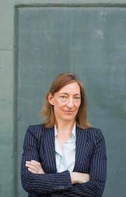 Die vier Kandidatinnen und der Kandidat für den Schweizer Buchpreis 2015: Ruth Schweikert... (Bild: Key/PD)