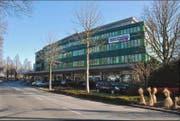 Der Hauptsitz der Musikpunkt AG in Luzern. (Bild: PD)