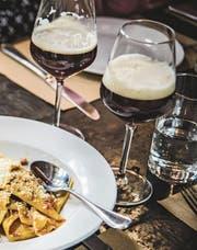 Viele Gourmet-Biere sind über Jahre haltbar und entwickeln sich weiter wie Wein. (Bild: Getty)