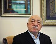 Lebt seit 1999 im Exil in den USA: Fethullah Gülen (76). (Bild: AP)