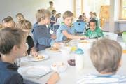 Der Mittagstisch in Oberwil deckt derzeit die Nachfrage am besten. (Bild: Maria Schmid (7. September 2017))