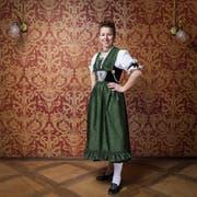 Nadja Räss unterrichtet an der Hochschule Luzern Jodel. (Bild: PD / Andi Brunner)