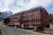Am Obermattweg 9 in Hergiswil entsteht günstiger Wohnraum für Studenten. (Bild: PD)