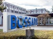 Der Schraubenhändler Bossard mit Sitz in Zug wächst im dritten Quartal in Europa, Amerika und Asien. (Bild: KEYSTONE/ALEXANDRA WEY)