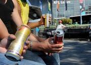 Der Alkoholkonsum der Jugendlichen im Kanton Luzern ist rückläufig. (Bild: Archiv Neue LZ)