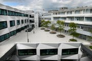 Das Uni-Gebäude in der Stadt Luzern. (Bild: Eveline Beerkircher / Neue LZ)