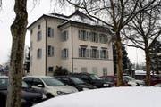 Die mehr als 6000 Quadratmeter grosse Liegenschaft Winterberg in Altdorf steht zum Verkauf. (Bild: Urs Hanhart / Neue UZ)