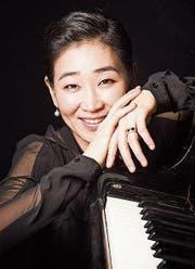 Abends übt sie dann noch ein paar Stunden: Seung-Yeun Huh. (Bild: PD)