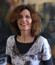 Sie ist die erste Preisträgerin des Projekts «Artist in residence»: Lucienne Fontannaz-Howard. (Bild: pd)