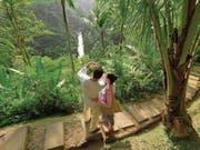 Frischverheiratete sind gute Kunden: ein Paar auf Bali. (Bild: Getty)