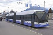 Visualisierung des neuen Busses. (Bild: PD)