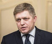 Robert Fico, Premier der Slowakei.Bild: Jakub Gavlak/EPA (Bild: Jakub Gavlak/EPA)