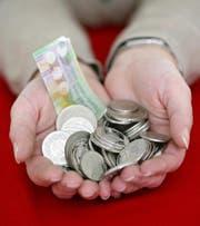 Urner Landräte wollen sich mehr Geld geben. (Bild: Philipp Schmidli)