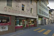 Für die Confiserie Danioth an der Schmiedgasse 3 in Altdorf ist eine Nachfolgeregelung gefunden worden. (Bild: Screenshot ab map.google.ch)
