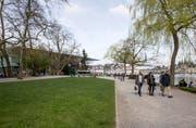 Die Juso Stadt Luzern will mit einer Online-Petition den Bau des Salle Modulable am See verhindern.