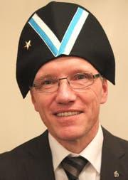 Roland Buob ist der neue Zunftmeister der Mättli Zunft Littau. (Bild: pd)