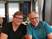 Angelika und Werner Danioth aus Altdorf. (Bild: Dominic Wirth)