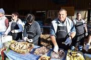 Der kulinarische Höhepunkt im Puschlaver Veranstaltungskalender: das Festival «Pane e neve» am ersten Dezembersonntag.