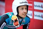 Simon Ammann will nach der Vierschanzentournee entscheiden, ob er seine Karriere beendet. (Bild: Keystone / Urs Flüeler)