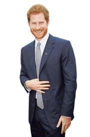 Prinz Harry kennt niemanden, der sich um die Königskrone reissen würde. (Bild: David Moir/Getty)