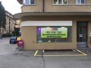 Mitte Januar eröffnet im Maihof-Quartier das vegane Restaurant «Peacefood». (Bild: Roman Hodel (3. Januar 2018, Luzern))