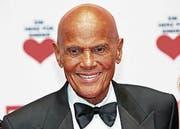 Harry Belafonte: «Schwarze Kunst war immer verschlüsselt.» (Bild: Keystone (6. Dezember 2014))