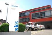 Hauptsitz der Sparkasse Schwyz an der Storchengasse. (Bild PD)