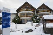 Das Kurtaxenreglement der Gemeinde Morschach wird angepasst. Das wirkt sich in Zukunft auch auf Hotelgäste des Swiss Holiday Parks aus. (Bild: Irene Infanger / Neue SZ)