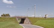 Die Unterführung Unterwalden in Sempach wird am Sonntag erneuert. (Bild: Google Maps)