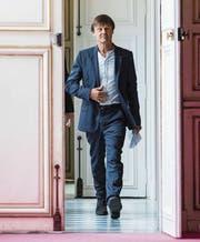 Frankreichs neuer Umweltminister, Nicolas Hulot. (Bild: Christophe Morin/Getty (Paris, 6. Juli 2017))
