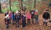 Die «Jublino»-Anlässe richten sich an 4- bis 6-jährige Kinder. Bild: PD (Kriens, 26. November 2016)
